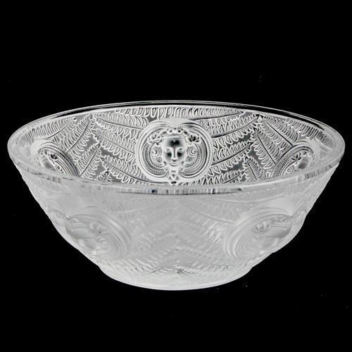 Lalique 'Psyche' Bowl