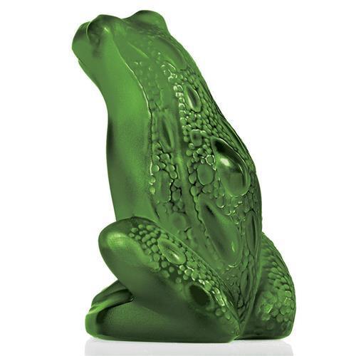 Lalique 'Rainette Frog' Figure