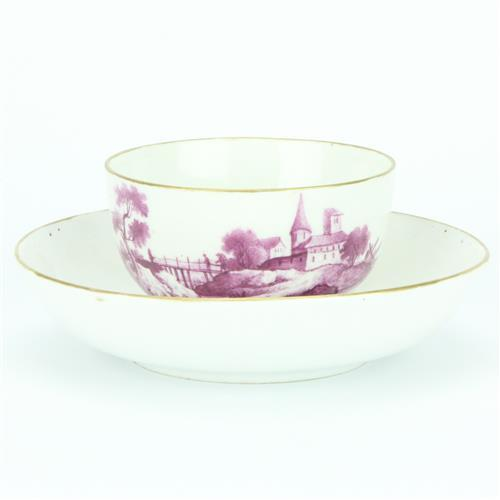 Meissen Marcolini Cup & Saucer