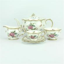 Royal Crown Derby 'Derby Days' Tea Set for Six Persons