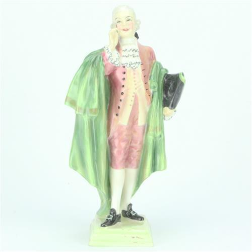 Royal Doulton Figure 'Regency Beau' by Harry Fenton