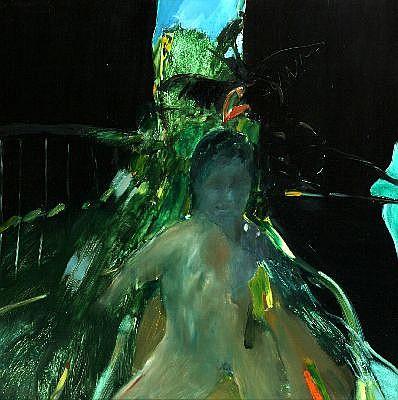 KEVIN CONNOR (1932 - ) - Dream, 1972 90 x 90