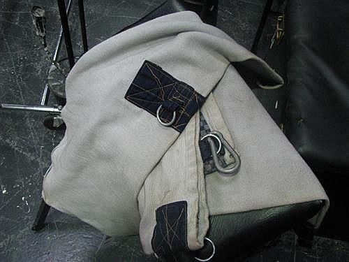Postal body bag