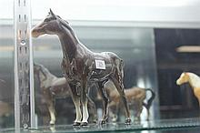 Beswick Thoroughbred Horse Figure