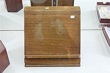 Oak Fall Front Writing Box