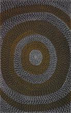 Mary Rumble Pitjara (1957 - ) - Kangaroo Dreaming 152 x 95cm