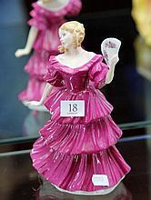 Royal Doulton Figurine 'Jennifer'
