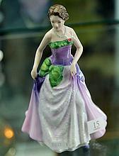 Royal Doulton Figurine 'Jessica'