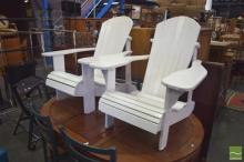 Pair of Sunrise Outdoor Chairs