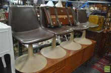 Set of Four Hobnob Chairs