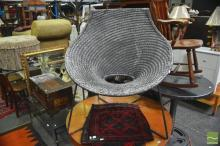 Natural Fibre Chair