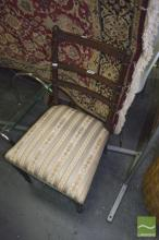 Pair of Ladderback Parlour Chairs