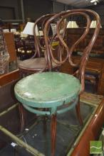 Two Bentwood Chairs
