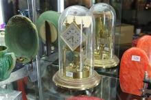 Kundo Dome Clock with Presentation Inscription