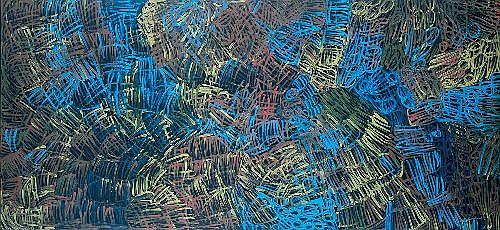 MINNIE PWERLE (CIRCA 1922 - 2006) - Awelye Antwengerrp, 2001