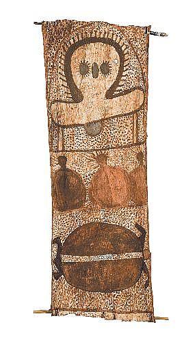 IGNATIA DJANGHARA (CIRCA 1930 - ) - Wandjina, circa 1978