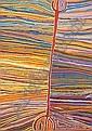 JUDY WATSON NAPANGARDI (CIRCA 1935 - ) - Wititji - Hairstring Dreaming, 2004, Maggie Napangardi Watson, Click for value