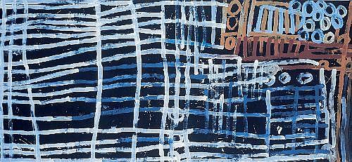 MINNIE PWERLE (CIRCA 1922 - 2006) - Awelye, 2004