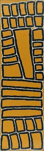 WALALA TJAPALTJARRI (1960 - ) - Tingari Cycle, 1998