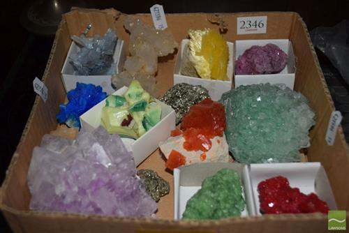Mineral & Crystal Collection
