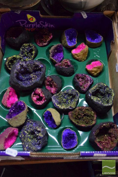 Box Split Geodes