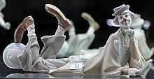 Lladro Figure of Clown