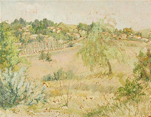 JEAN APPLETON (1911-2003) - Moss Vale 85.0 x 110.0 cm