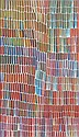 Jeannie Mills Pwerl (c.1965 - ) - Desert Yam 150 x 90cm, Jeannie Mills Pwerle, Click for value