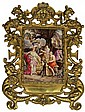 Late 19th Century Viennese Enamel Plaque