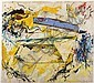 SYDNEY BALL (born 1933) - Untitled 107.0 x 119.5 cm, Sydney Ball, Click for value