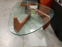 Lot 1013: Noguchi Coffee Table
