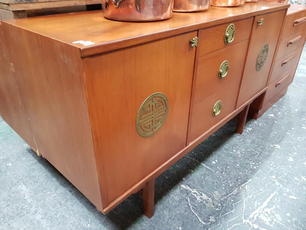 Lot 1148: Jackson Oriental Themed Sideboard
