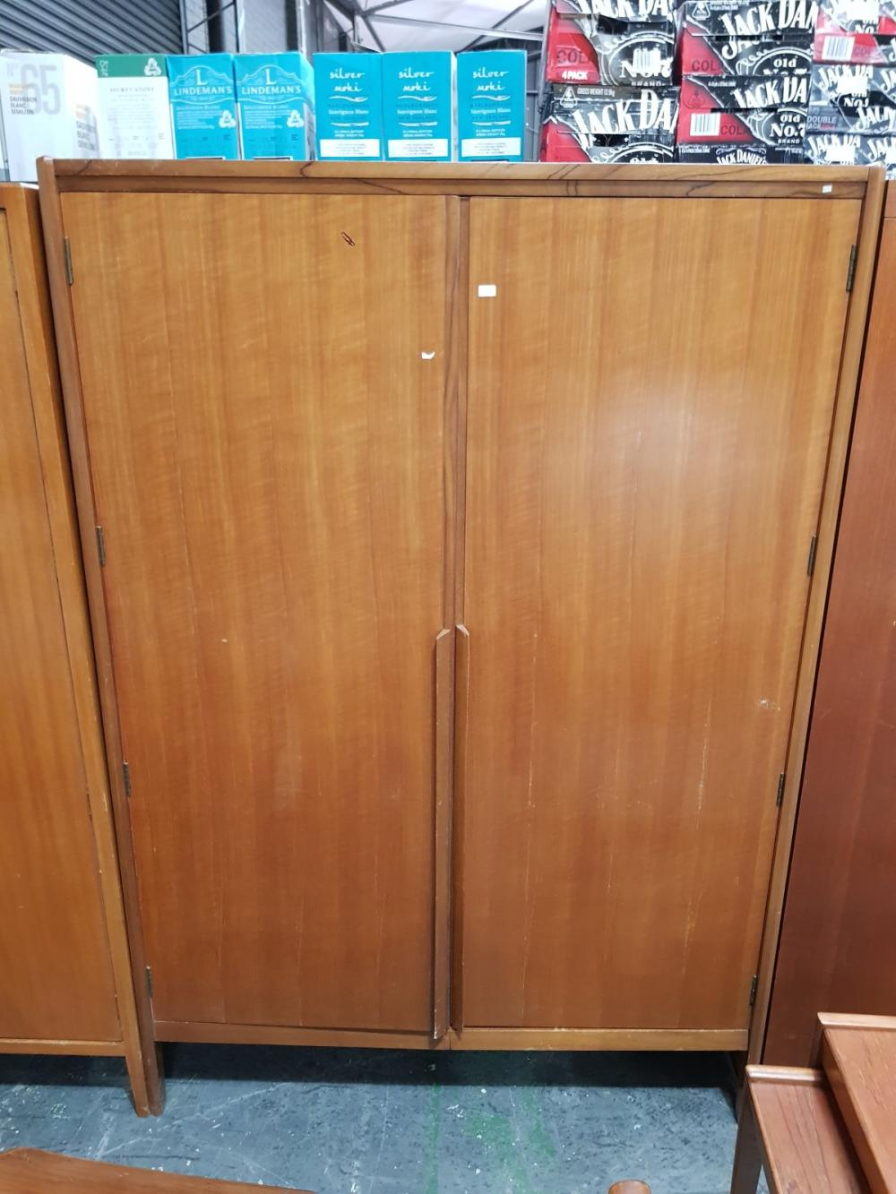 Younger Teak Wardrobe