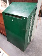 Lot 1169: Typesetter's 20 Drawer Cabinet