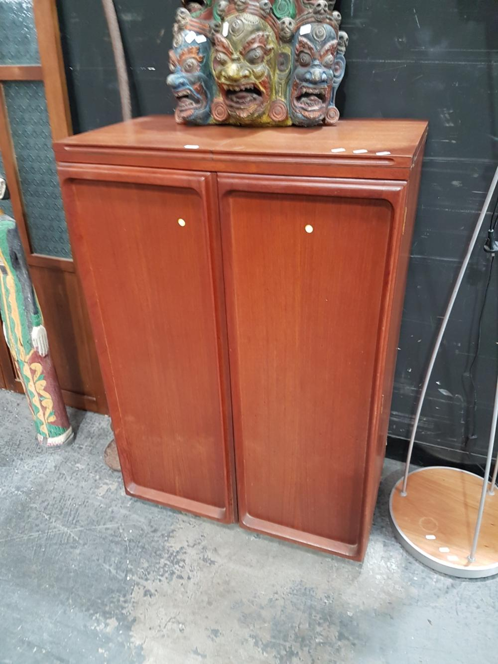Parker Bar Unit with Fitted Drawers