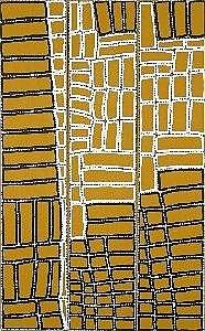 WALALA TJAPALTJARRI (1960 - ) - Tingari Cycle (triptych) 1999 E6 000- 8 000