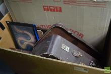 2 Suitcases of Sketches Plus Other Various Artworks etc