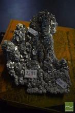 Slab Magnesium Crystal