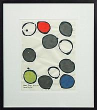 David Reid - Game Theory Series #2 42 x 31.5cm