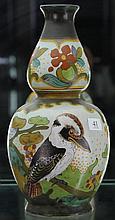 Gouda Kookaburra Vase AF