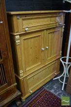 Over Sized Pine Dresser