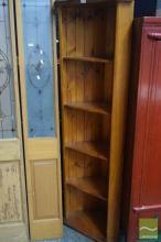 Timber Corner Open Shelf