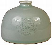Chinese Fine Clair de Lune Bee Hive Shaped Taibaizun Water Pot