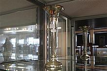 Sheffield Silver Hallmarked Trumpet Vase