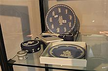 Collection of Wedgwood Jasper Wares