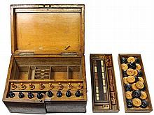 Victorian Timber Games Box