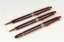 Montblanc Meisterstück Pen Set