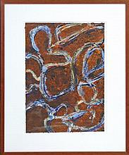 David Reid - Untitled 59 x 40cm