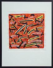 David Reid - Chinatown 49 x 46.5cm