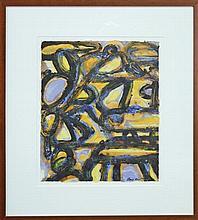 David Reid - Untitled 45 x 37cm